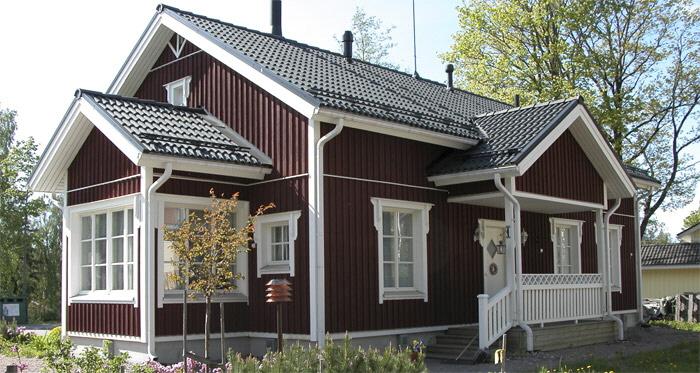 uula color traditionelle skandinavische naturfarben landhausfarbe f r s geraues holz. Black Bedroom Furniture Sets. Home Design Ideas